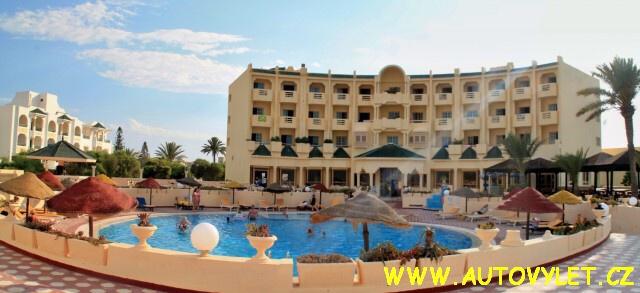 Hotel Sirocco Beach Mahdie Tunisko