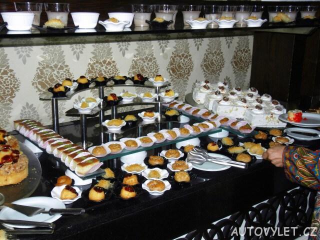 Hotel Gold Safran - Turecko