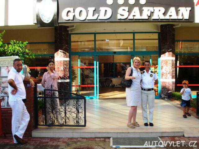 Hotel Gold Safran - Turecko 3