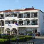 Hotel Golden Sands na řeckém ostrově Korfu