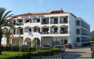 Hotel Golden Sands Korfu Řecko