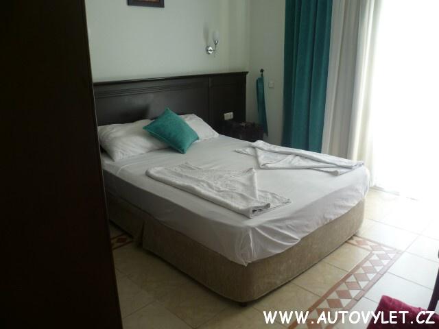 Hotel Kleopatra Royal Palm Alanya Turecko 2