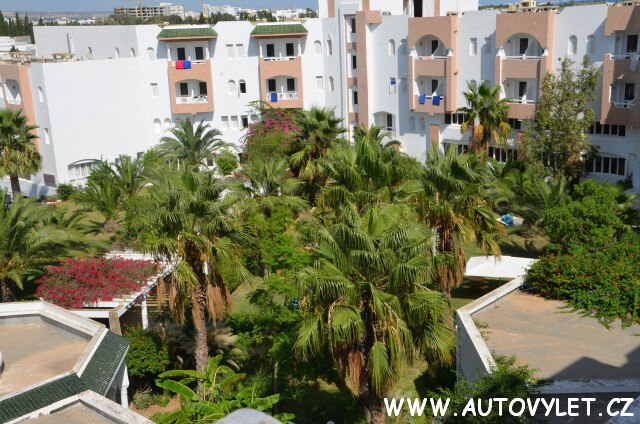Hotel Le Zenith Tunis 6