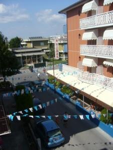 hotel luisa caorle itálie 2