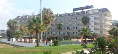 Hotel Mercury Santa Susanna Costa del Maresme Španělsko
