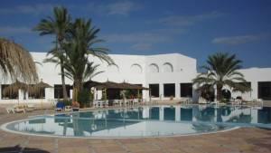 Hotel Miramar Djerba Tunisko