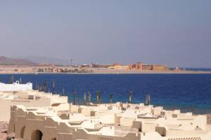 Morgana beach resort Taba Egypt 1