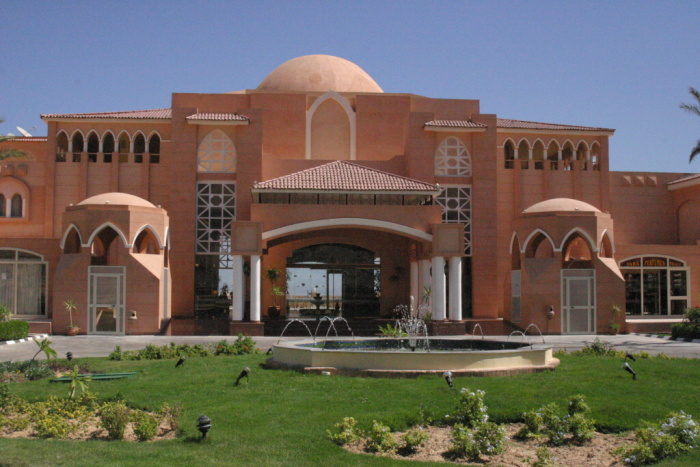Morgana beach resort Taba Egypt 2
