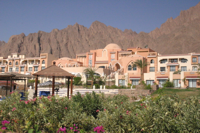 Morgana beach resort Taba Egypt 3