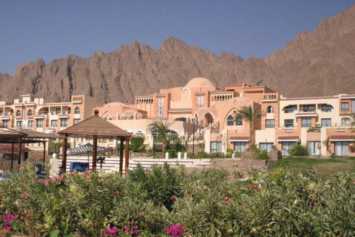 Morgana beach resort Taba Egypt 3