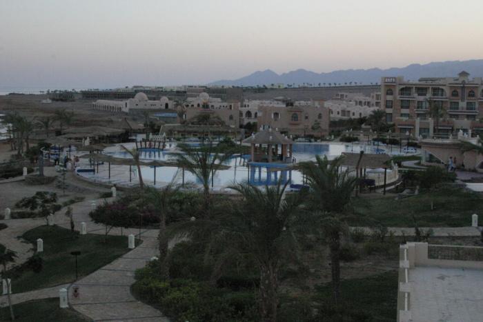 Morgana beach resort Taba Egypt 4
