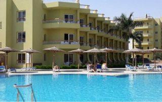 Hotel Palm Beach Resort – Hurghada Egypt