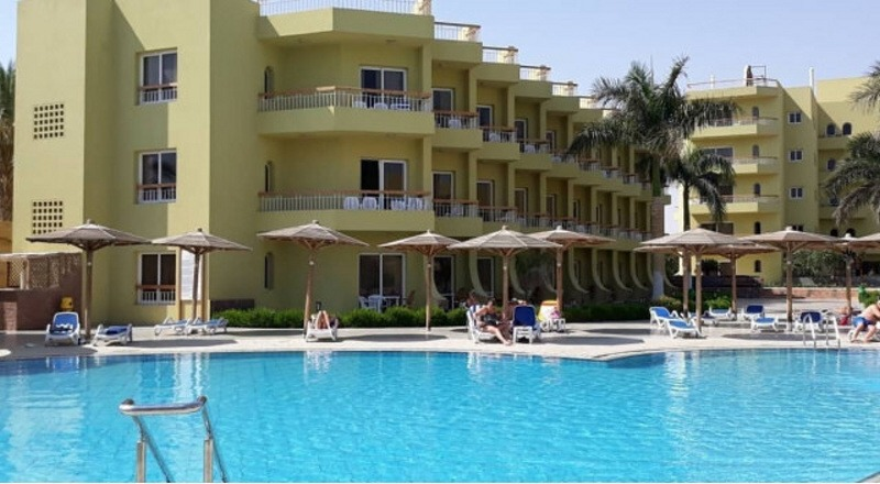 Hotel Palm Beach Resort – Hurghada Egypt