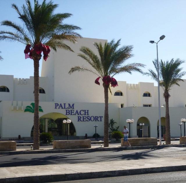 Hotel Palm Beach Resort – Hurghada Egypt 2
