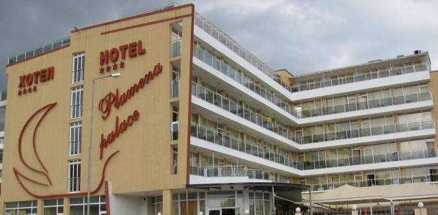 hotel plamena palace primorsko bulharsko