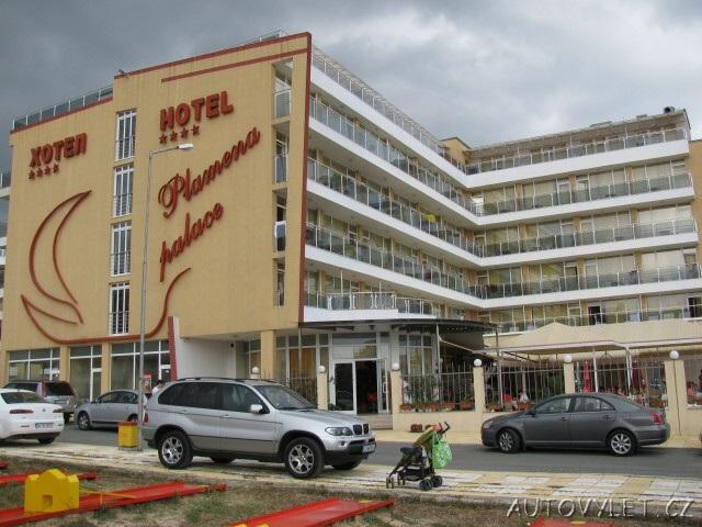 hotel plamena palace primorsko bulharsko 2