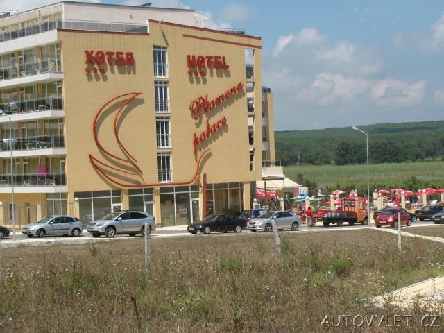 hotel plamena palace primorsko bulharsko 3