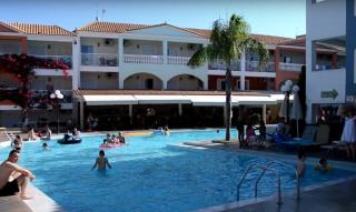 Hotel Planos Bay Apts Zakynthos Tsilivi Řecko