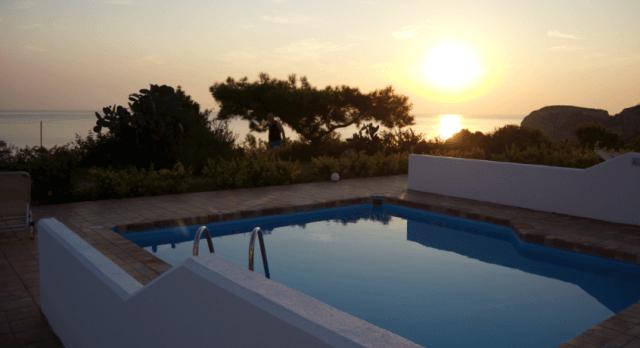 porto angeli hotel rhodos řecko