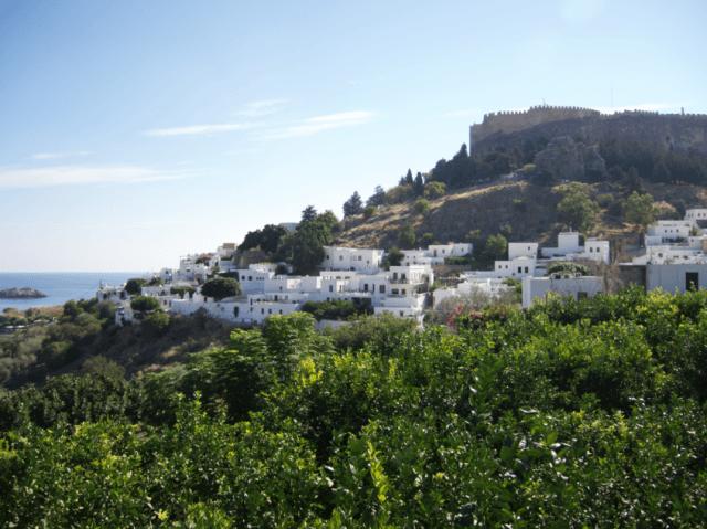 hotel porto angeli rhodos řecko 1