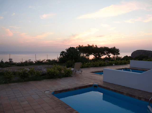 hotel porto angeli rhodos řecko 3