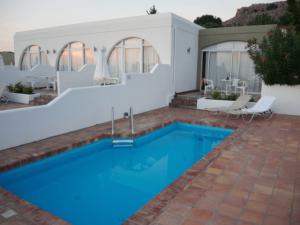 hotel porto angeli rhodos řecko 4