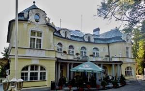 hotel saint antonius mariánské lázně