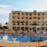 Hotel Sirocco Beach Mahdia Tunisko