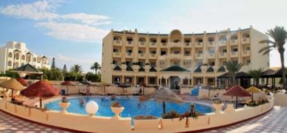 Hotel Sirocco Beach Mahdie Tunis