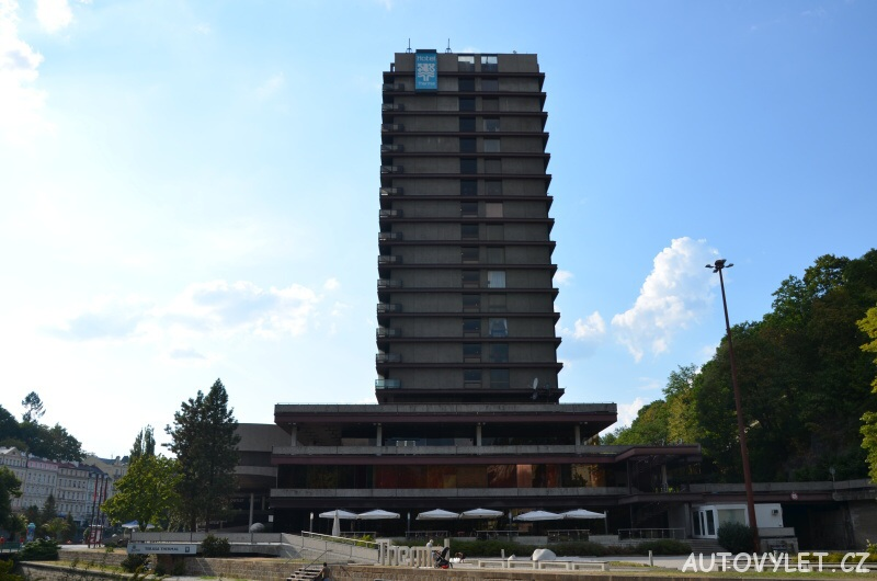 Hotel Thermal Karlovy Vary
