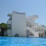 hotel blue jay z bazenu