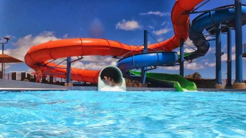 hotely s aquaparkem