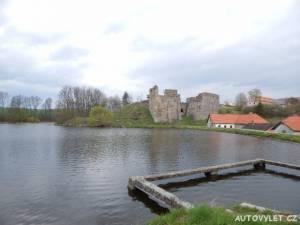hrad borotín zřícenina 1