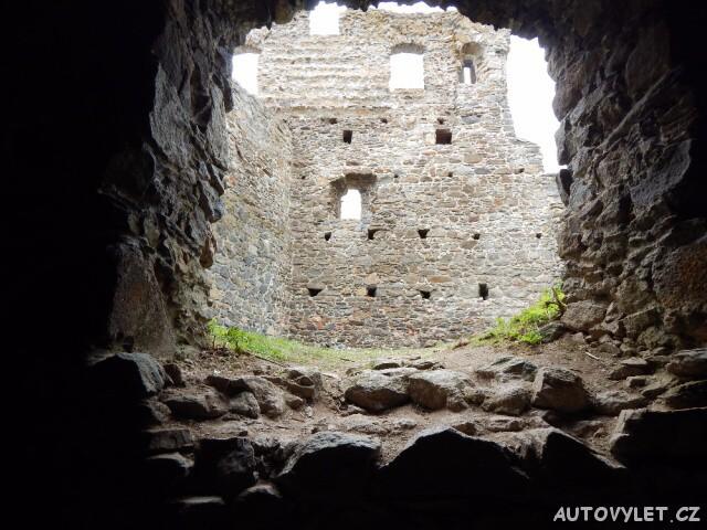 hrad borotín zřícenina 5