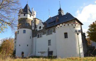 hrad doubravka teplice