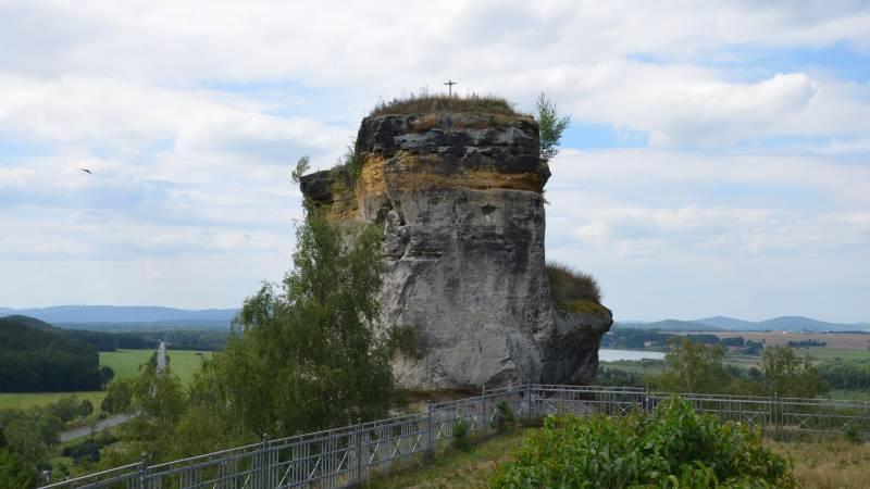 hrad jestřebí