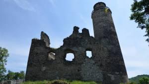 hrad kostomlaty pod milešovkou