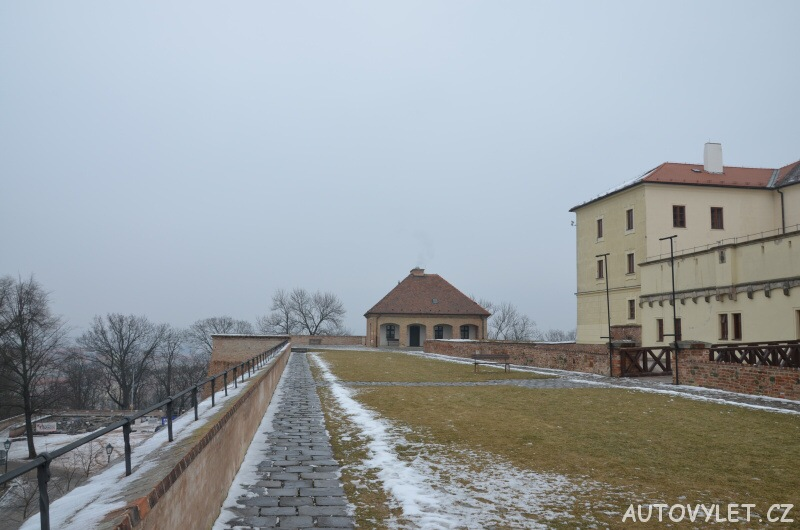 Hrad Špilberk Brno 2