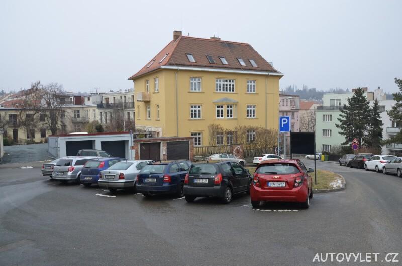 Hrad Špilberk Brno - parkování