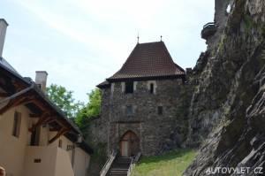 Hrad Střekov – Ústí nad Labem 02