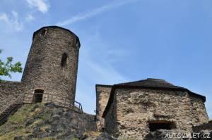 Hrad Střekov – Ústí nad Labem 12
