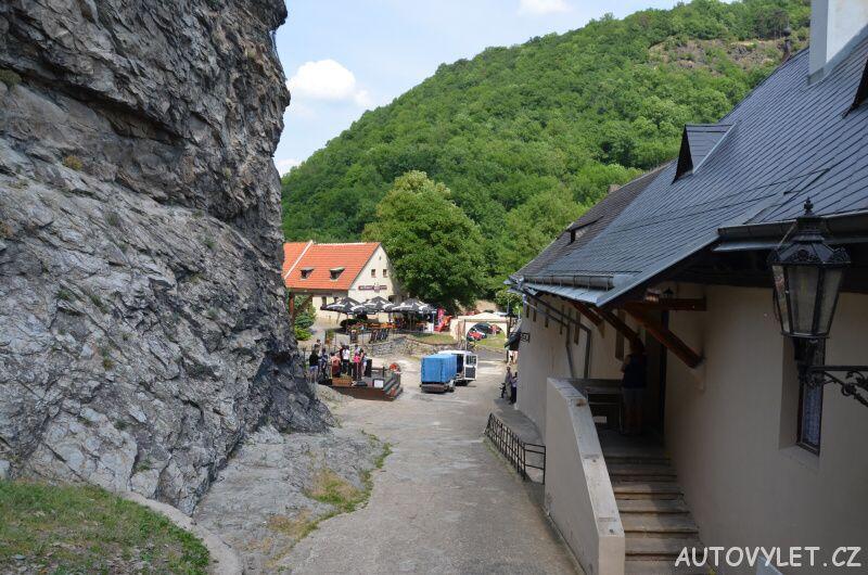 Hrad Střekov – Ústí nad Labem 13