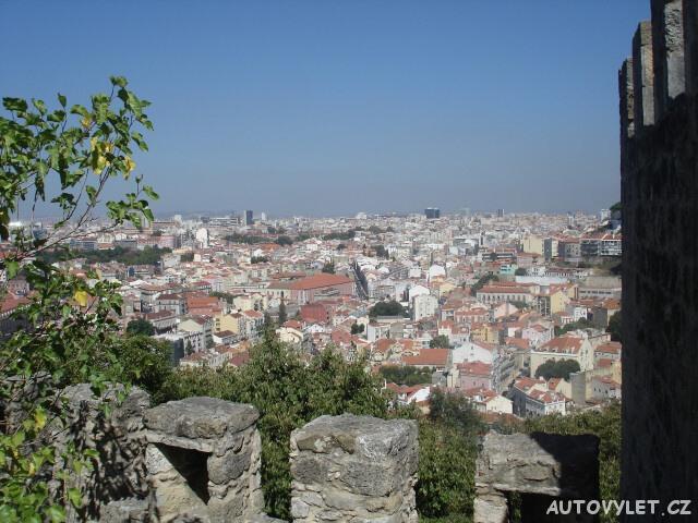 Hrad v Lisabonu