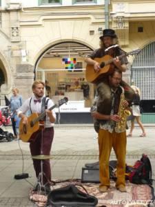 Hudebníci v Malmo