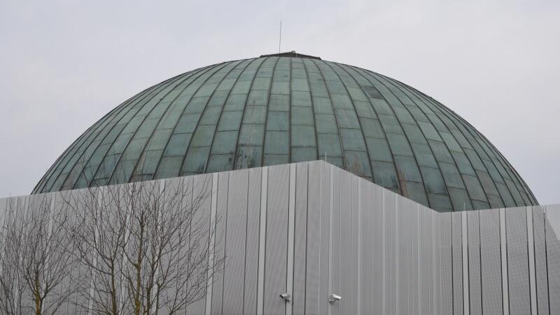 Planetárium a hvězdárna Brno