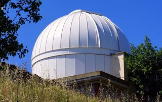 Hvězdárny a planetária v Čr