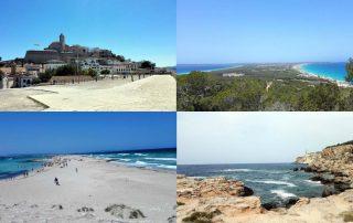 Ibiza dovolená