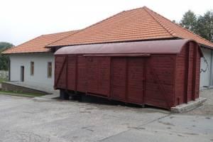 Internační tábor Svatobořice - památník a muzeum
