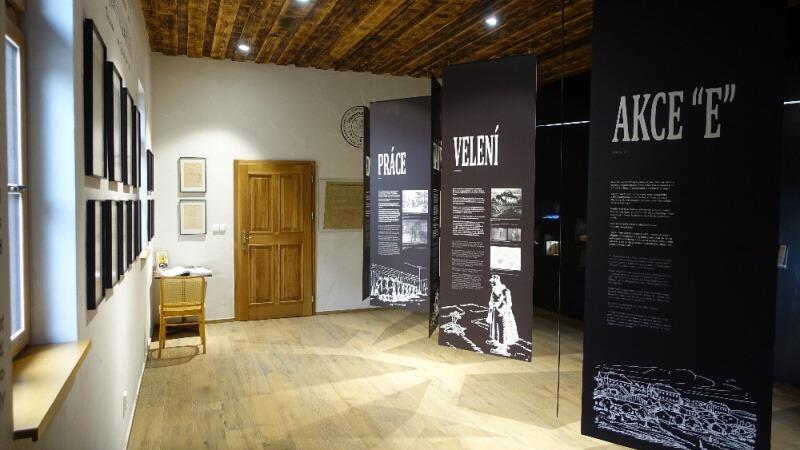 Internační tábor Svatobořice - památník a muzeum 3