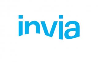 invia cestovní agentura logo